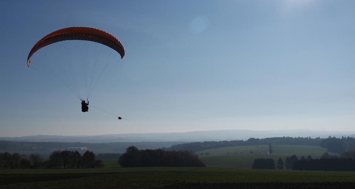 Willkommen bei den Fun Gliders Westerwald!